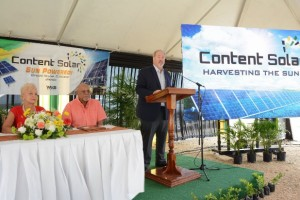 Robert Blenker, President and CEO of WRB Energy & Content Solar
