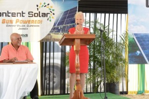 Kelly Tomblin, CEO JPS
